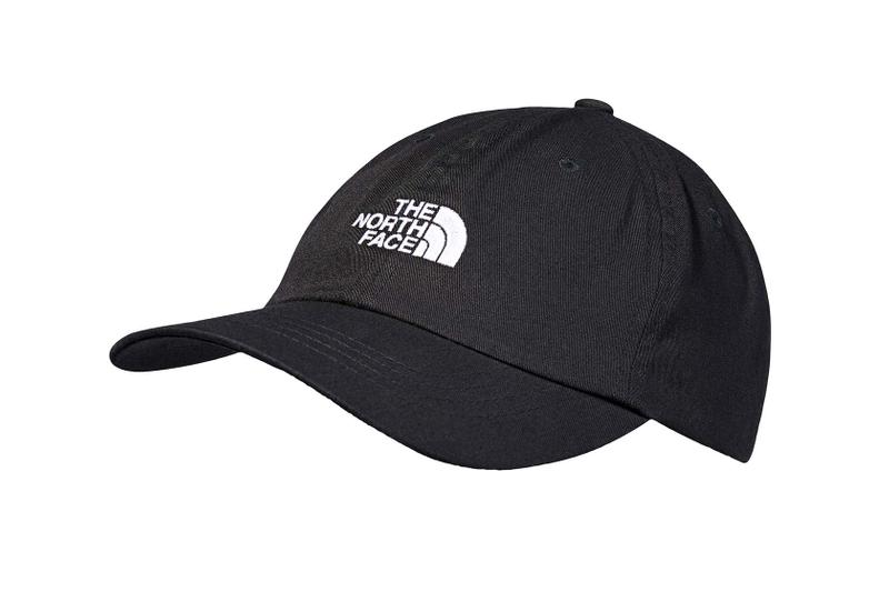 the north face back to school heritage black cap