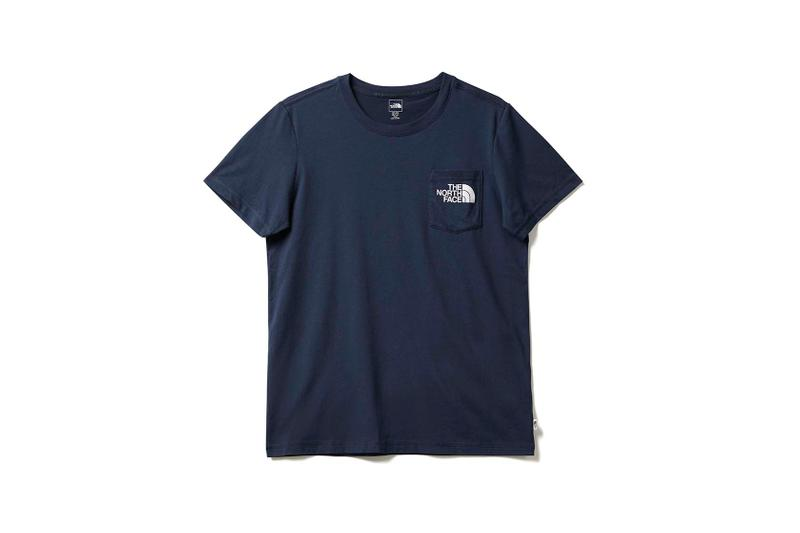 the north face back to school heritage black t-shirt