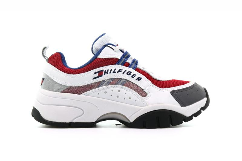 Tommy Hilfiger Kendrick 7.0 White Red Blue Sneaker