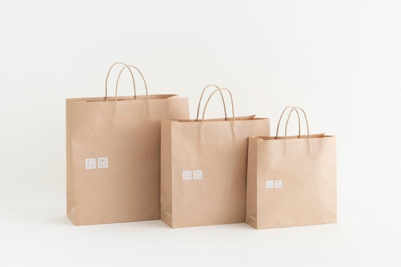 uniqlo sustainability ecofriendly environment recycle paper plastic fast retailing gu theory