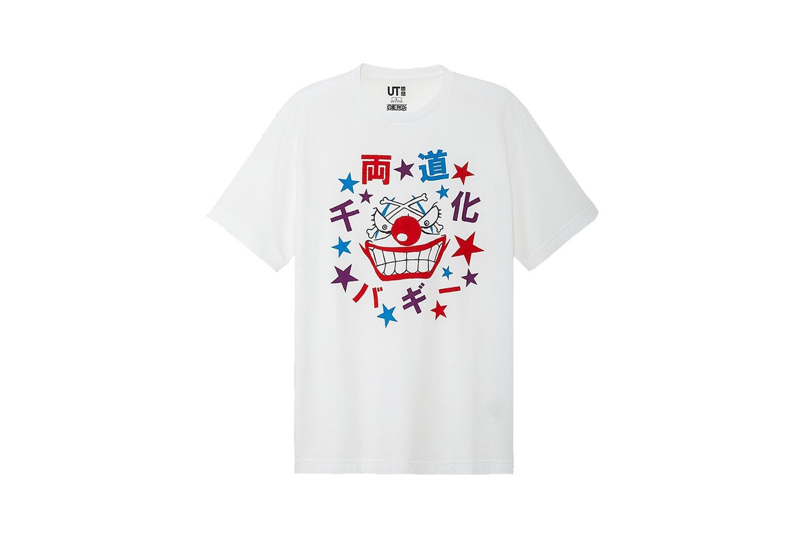 Uniqlo UT x One Piece Stampede T-Shirts Release   HYPEBAE