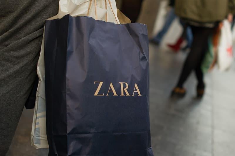 zara zero waste 100 percent sustainable fabrics 2025 eco friendly environment sustainable