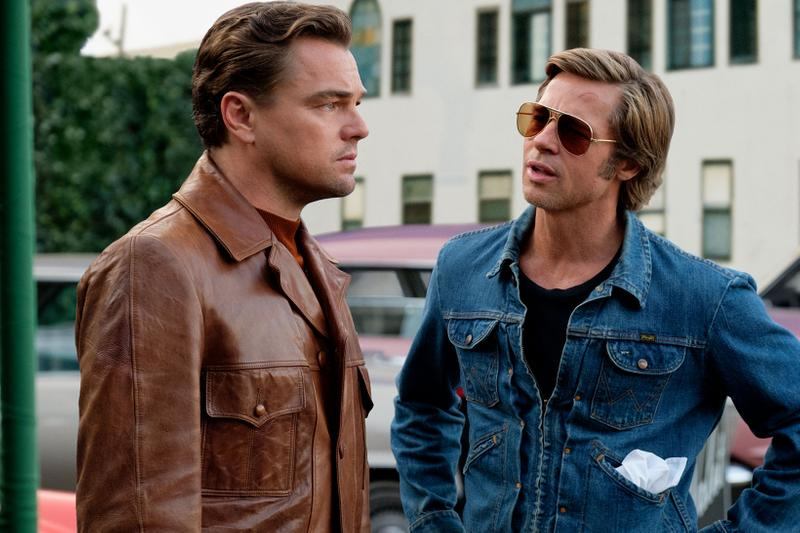 once upon a time in hollywood netflix release rumors quentin tarantino brad pitt leonardo dicaprio movies