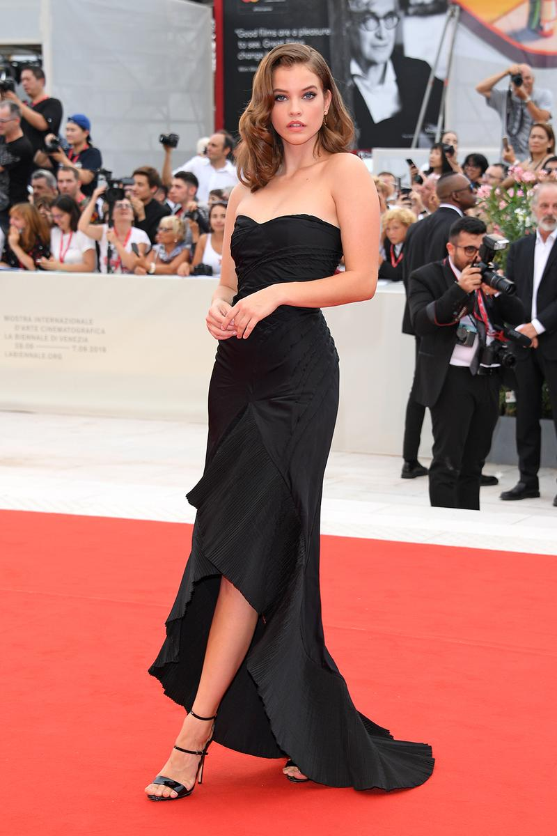 76th venice interinational film festival best celebrity looks red carpet barbara palvin