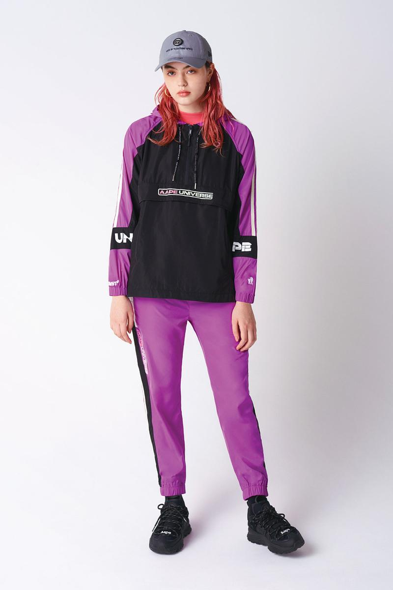 aape a bathing ape bape fall womens streetwear hoodies sweatshirts jumpers winter
