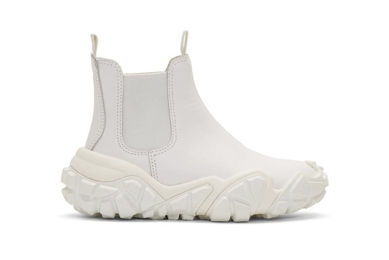 Acne Studios Fall Winter Sneaker Boot Hybrid Bladen Shoe Seasonal White Black Brown Chunky Sole