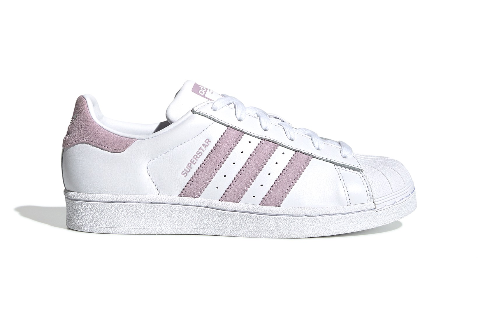 superstar adidas dust pink