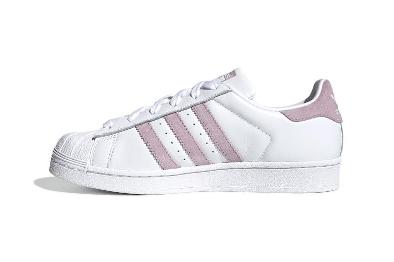 adidas originals superstar womens sneakers pink classic shoes footwear sneakerhead