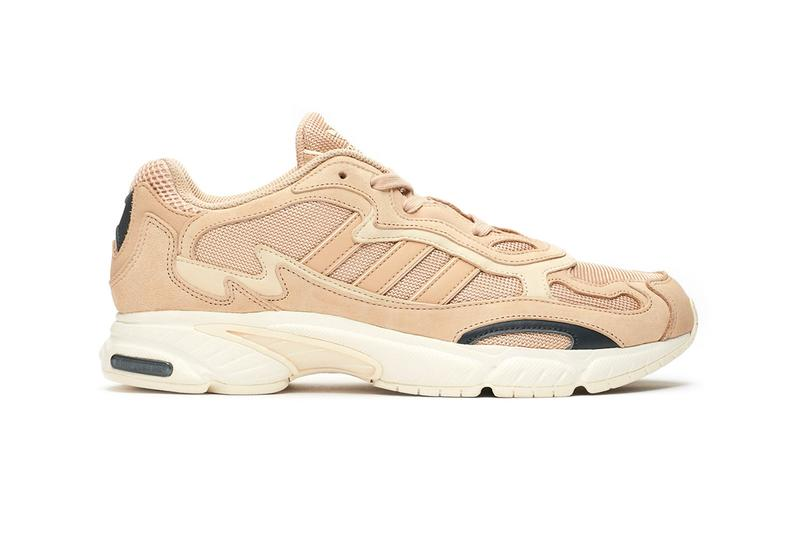 adidas originals sneakersnstuff exclusive temper run womens sneakers pale nude grey monochrome release date where to buy price
