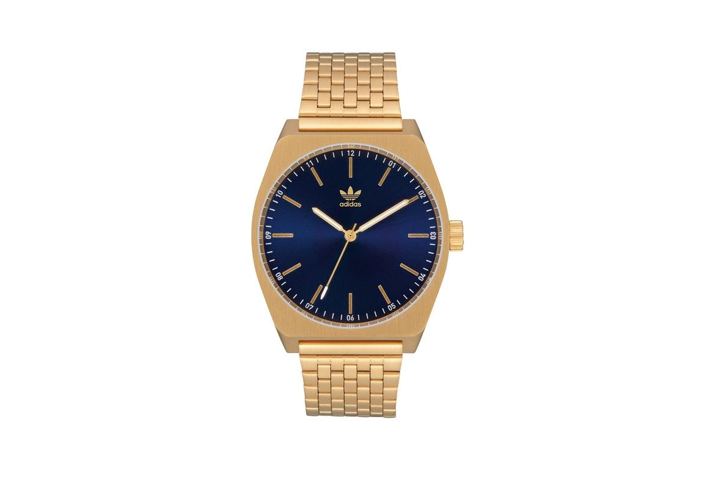 Cariñoso Hambre agujas del reloj  adidas Releases New Process M1 Watch in Rose Gold | HYPEBAE