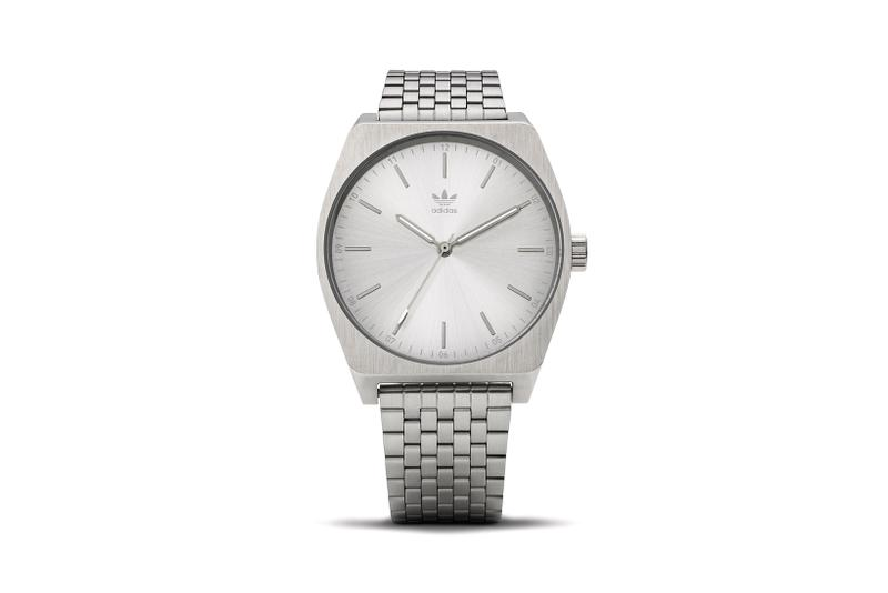 adidas Process M_1 Watch Silver