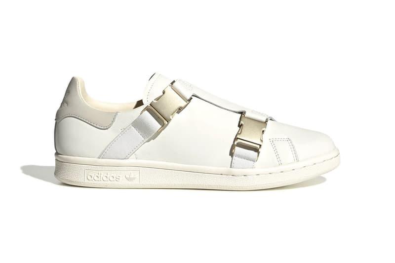 check out edd53 3cb33 Shop adidas Stan Smith Buckle Sneaker Release | HYPEBAE