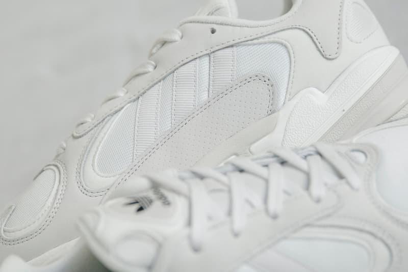 adidas Yung 1 Crystal White