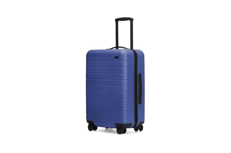 away flour shop rainbow suitcases collaboration luggage travel bakery cake nyc