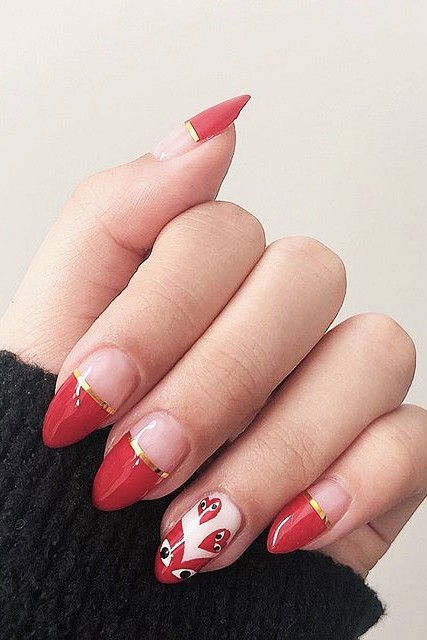 Best Red Nail Polish Colors For Fall Season