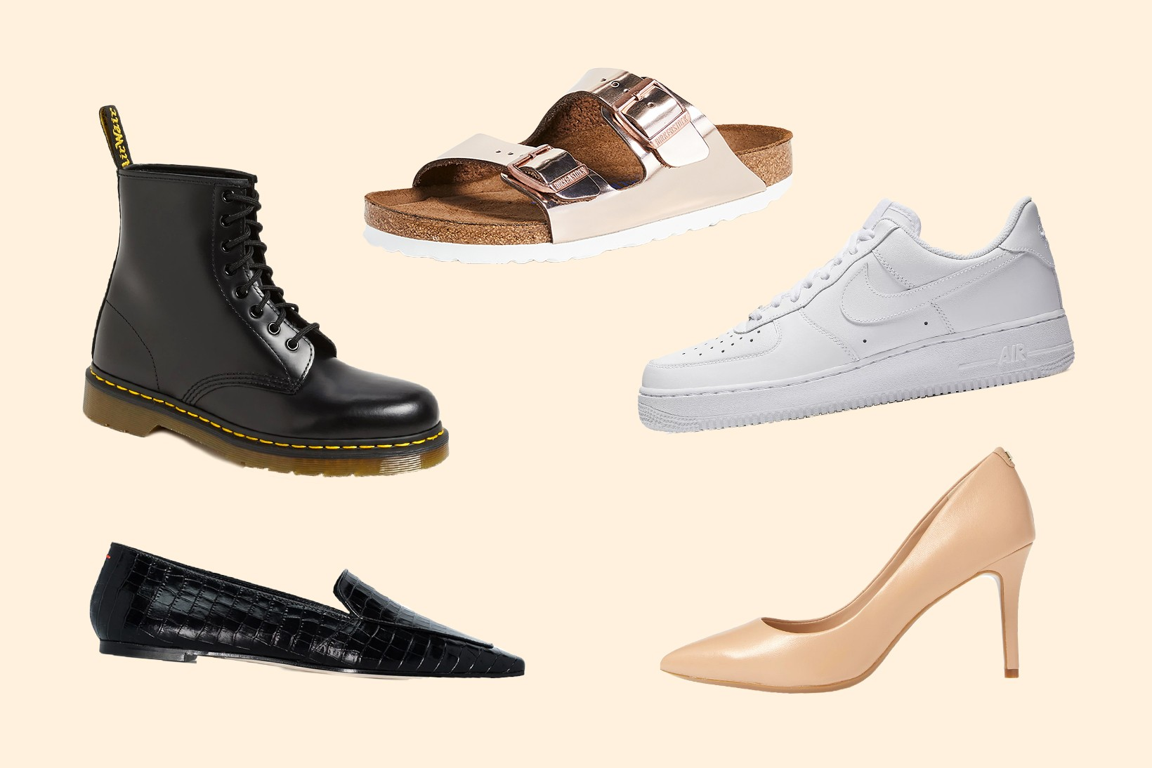 The 10 Essential Shoes You Need in Your