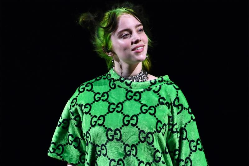 billie eilish baggy clothes signature style slutshaming sleep paralysis v magazine interview singer artist hollywood celebrity