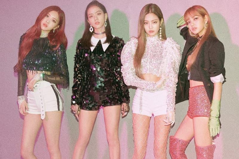blackpink third anniversary jennie lisa rose jisoo blink yg entertainment k-pop girl idol group