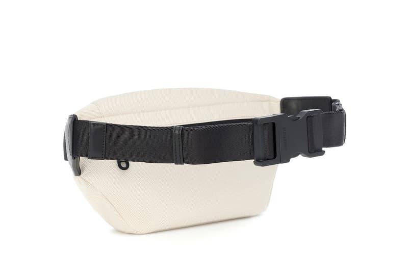 Burberry Logo Belt Bag New Logo Black and White Riccardo Tisci Fanny Pack Bum Bag Cross Body Logomania