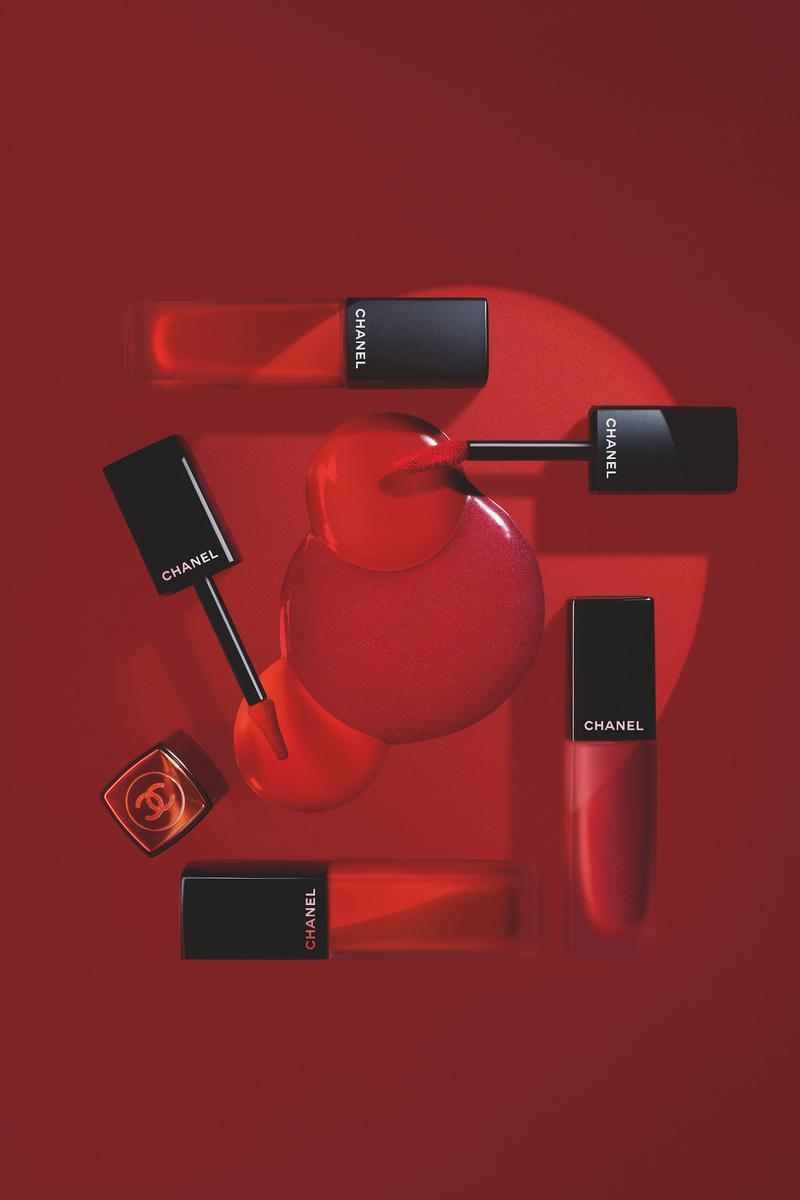Chanel Rouge Allure Ink Fusion Liquid Lipstick Collection Makeup Beauty Product Release Glam