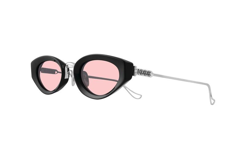 Chrome Hearts Fall Winter 2019 Sunglasses Collection CLAMOROUS Black Pink