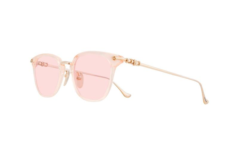 Chrome Hearts Fall Winter 2019 Sunglasses Collection SHAGASS Pink Gold