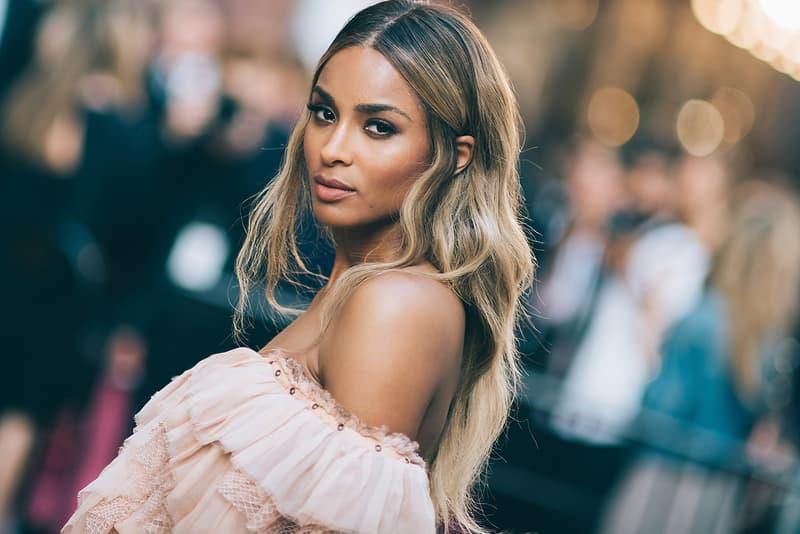 ciara makeup skincare beauty line singer celebrity beautycon la