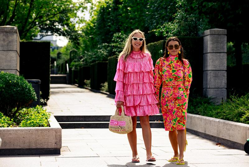 Copenhagen Fashion Week CPHFW Spring Summer 2020 Street Style SS20 Influencers havaianas
