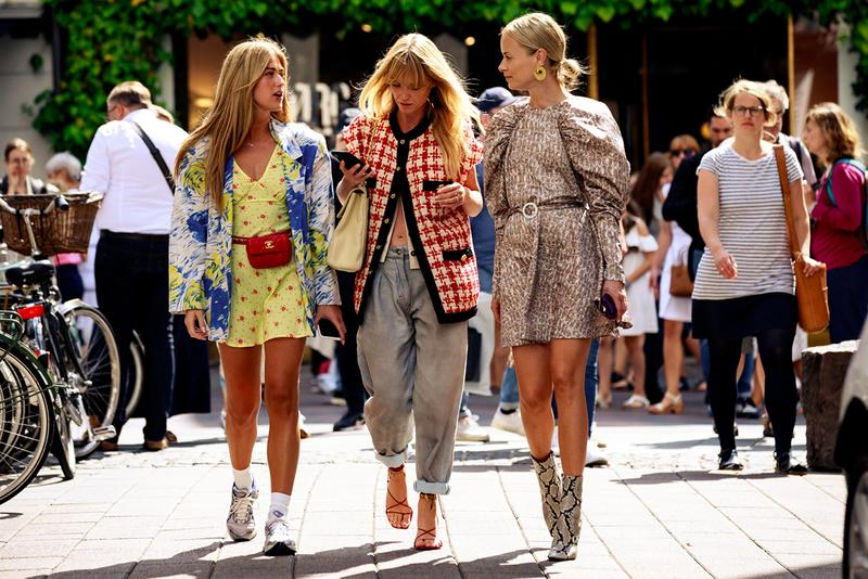 Copenhagen Fashion Week CPHFW Spring Summer 2020 Street Style SS20 Influencers Rotate Creative Directors