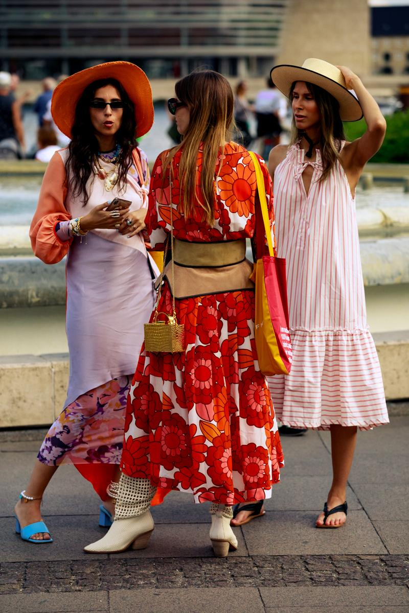 Copenhagen Fashion Week CPHFW Spring Summer 2020 Street Style SS20 Influencers Hats