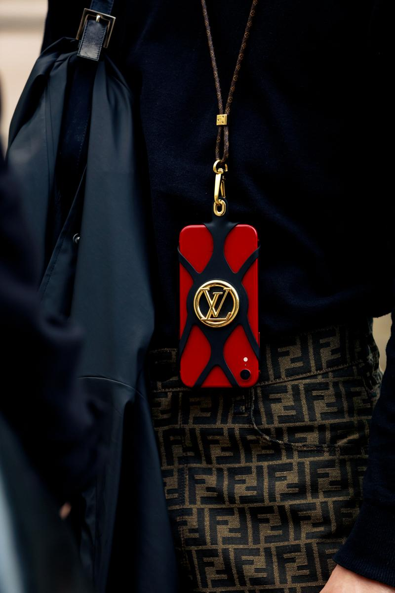 Copenhagen Fashion Week CPHFW Spring Summer 2020 Street Style SS20 Influencer Louis Vuitton Fendi