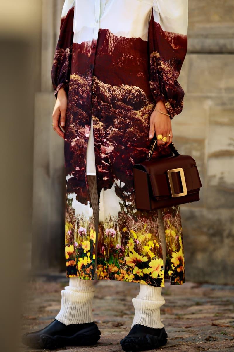 Copenhagen Fashion Week CPHFW Spring Summer 2020 Street Style SS20 Influencer Boyy Bag