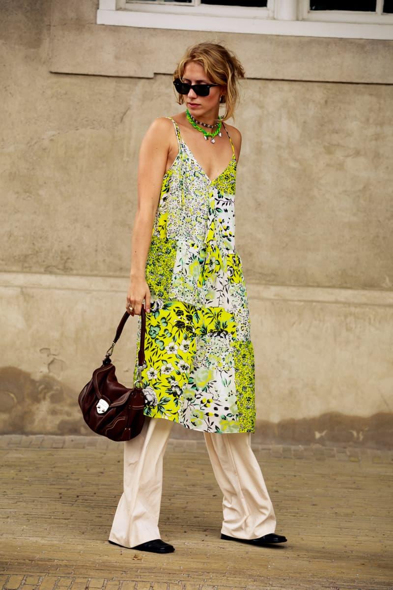 Copenhagen Fashion Week CPHFW Spring Summer 2020 Street Style SS20 Influencer