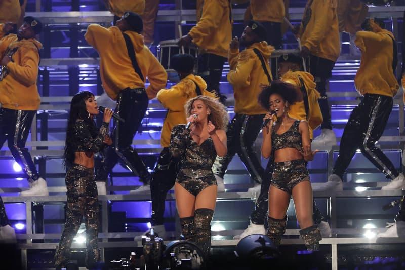 Beyonce Kelly Rowland Michelle Williams Destiny's Child Coachella 2018
