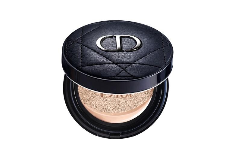 dior forever cushion foundation makeup leather case luxury high end