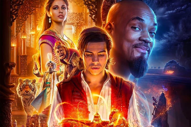disney aladdin live action remake reboot sequel movies