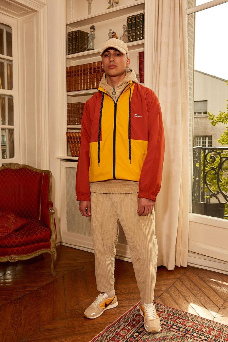 drole de monsieurs collection lookbook sneakers