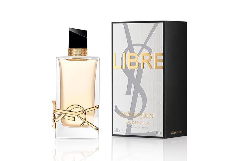 dua lipa ysl beauty fragrance campaign libre perfume