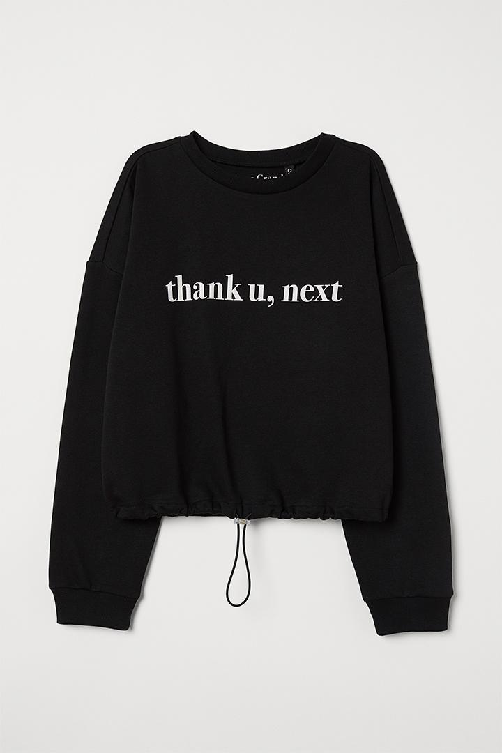 Ariana Grande H&M Merch Collection Release Sweetener Thank U Next 7 Rings Tour Apparel Accessories