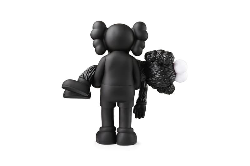 kaws companion gone vinyl figure scultpture melbourne art exhibition