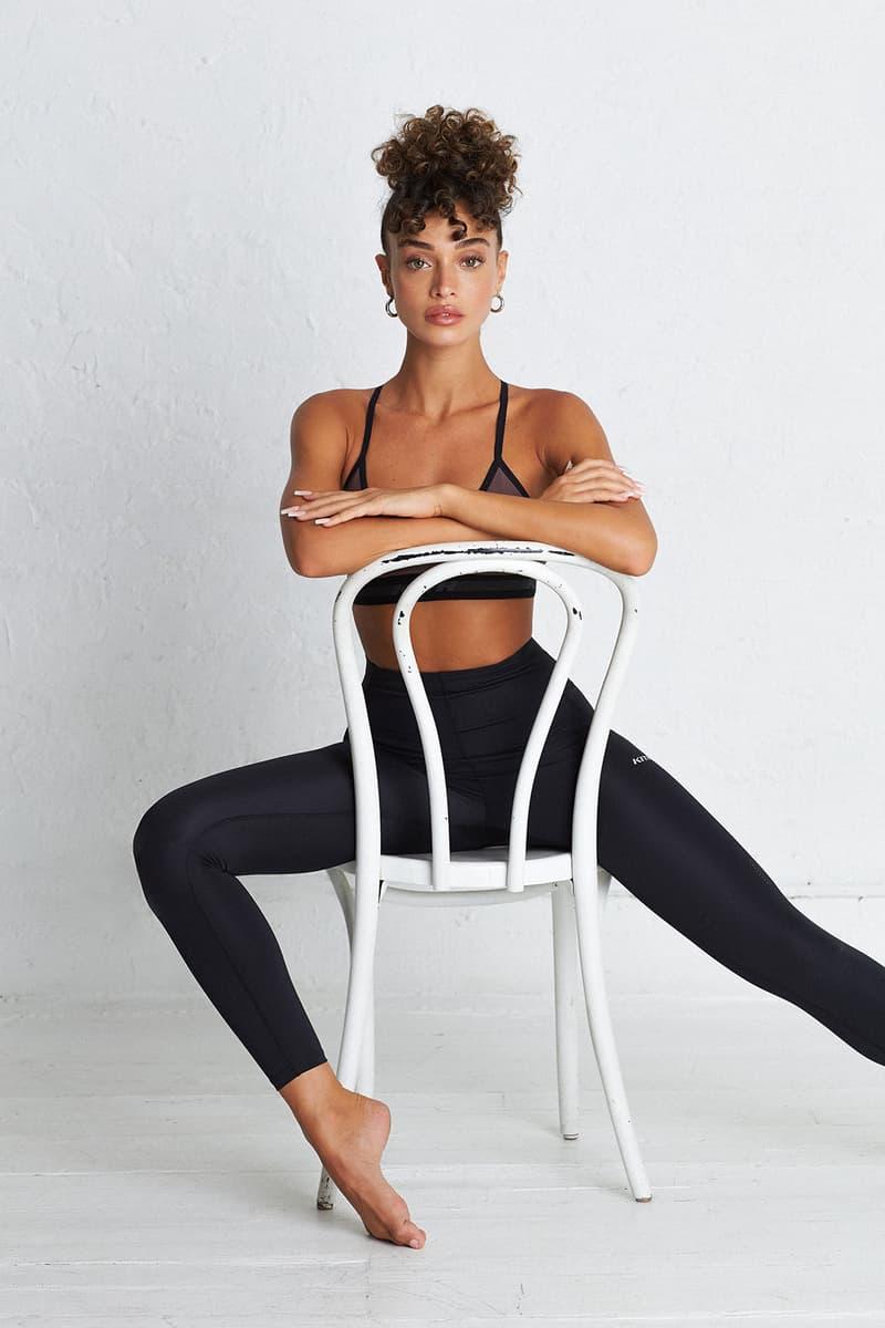 kith women sportswear fall dance yoga leggings track pants jacket biker shorts sports bra