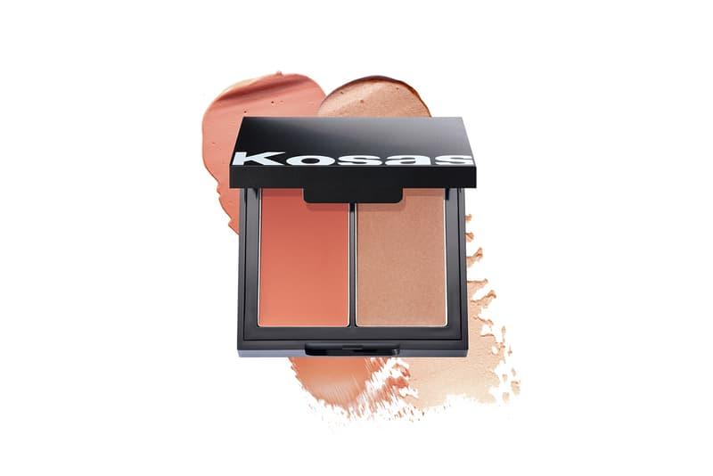 kosas blush highlighter duo intensities cream powder makeup skincare beauty