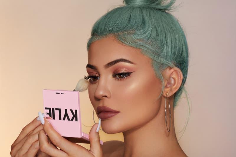 kylie jenner cosmetics birthday 22nd lip kit eyeshadow palette kyliner eyeliner