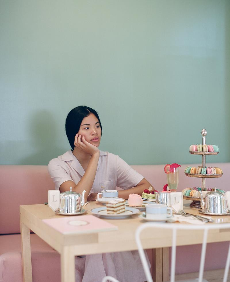 mansur gavriel lauderee cafe dessert interior dessert