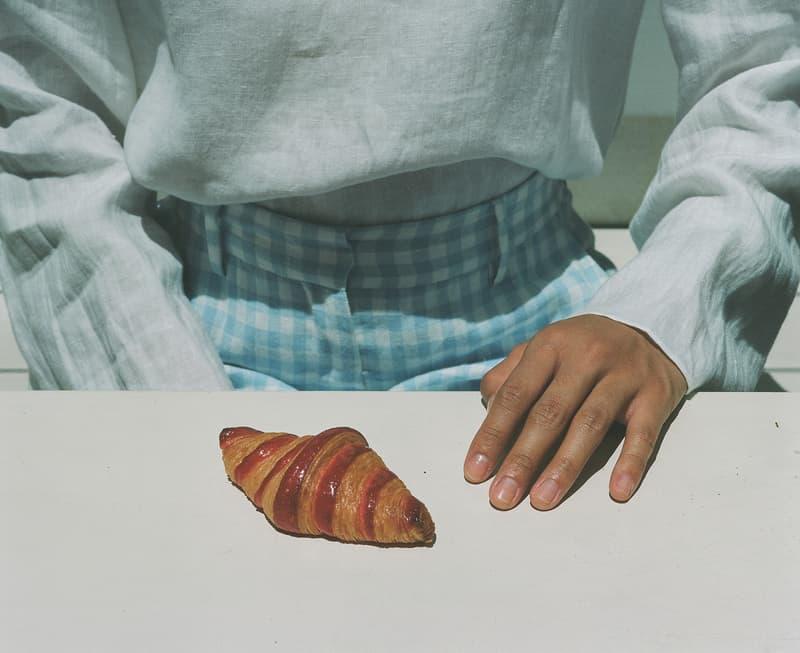mansur gavriel lauderee cafe dessert croissant