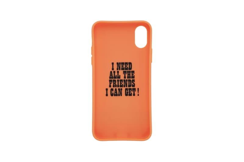 marc jacobs apple iphone xs case peanuts orange accessories phones