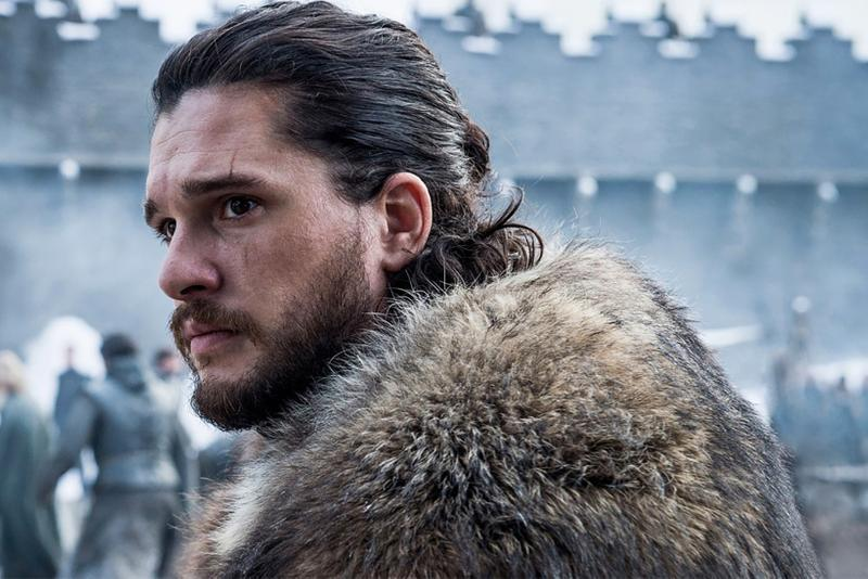 Kit Harington to Star in Marvel's 'The Eternals' | HYPEBAE