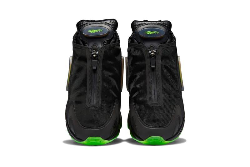 misbhv reebok daytona dmx sneakers black green release date sneakerhead footwear shoes