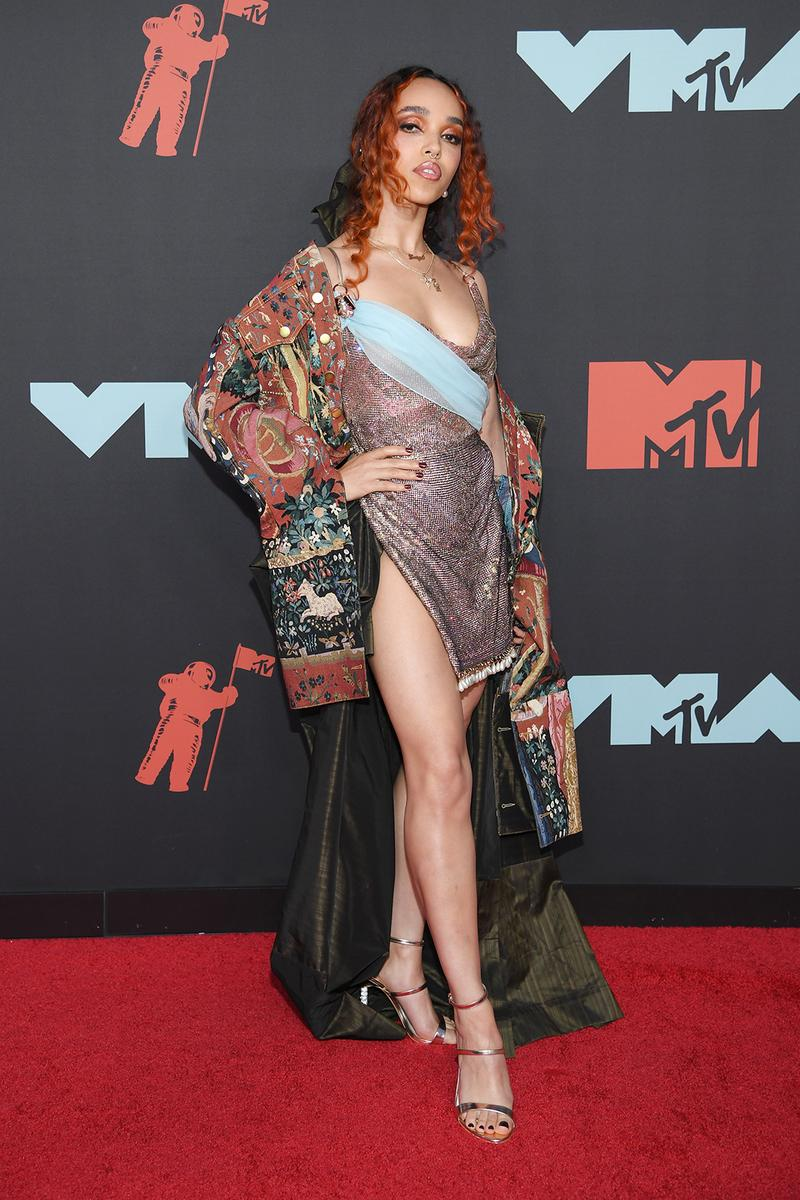 mtv video music awards 2019 red carpet fka twigs