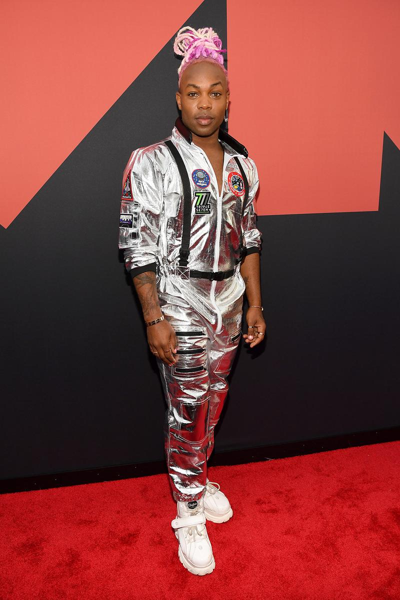 mtv video music awards 2019 red carpet todrick